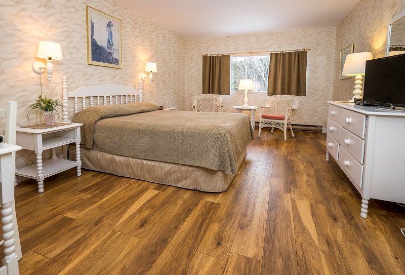 Auberge la mabaie les sources h bergement charlevoix for Chambre moderne 2016